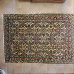 tappeto armeno da sala disegno zeikhur
