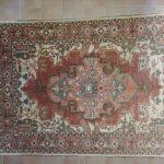 tappeto heriz colori naturali