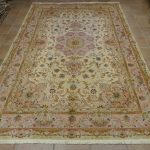 tappeto Tabriz 80 Raj colori pastelli