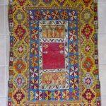 antico tappeto konya