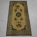 piccolo antico tappeto cinese