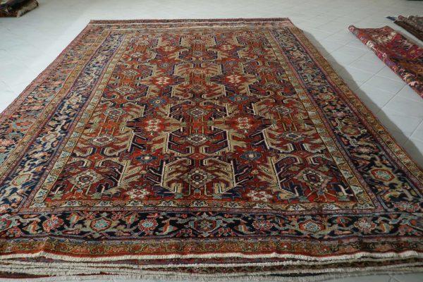 Heriz Antico Persia 350x263