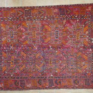 Antico Verneh Shahsavan Persia 207x170