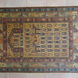 tappeto preghiera Shirvan Marasali Turchia