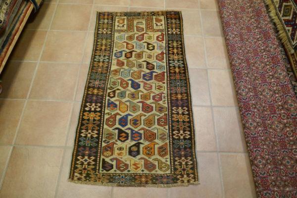 Antico Caucaso Shirvan a Preghiera 142x79