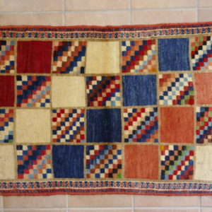 Gabbeh Gashghai Persia 10355-132x82