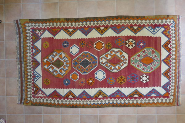 Kilim Gashgai Persia 10537-278x158