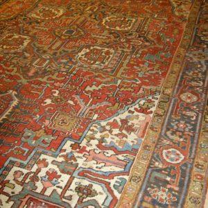 tappeto Heriz antico grande