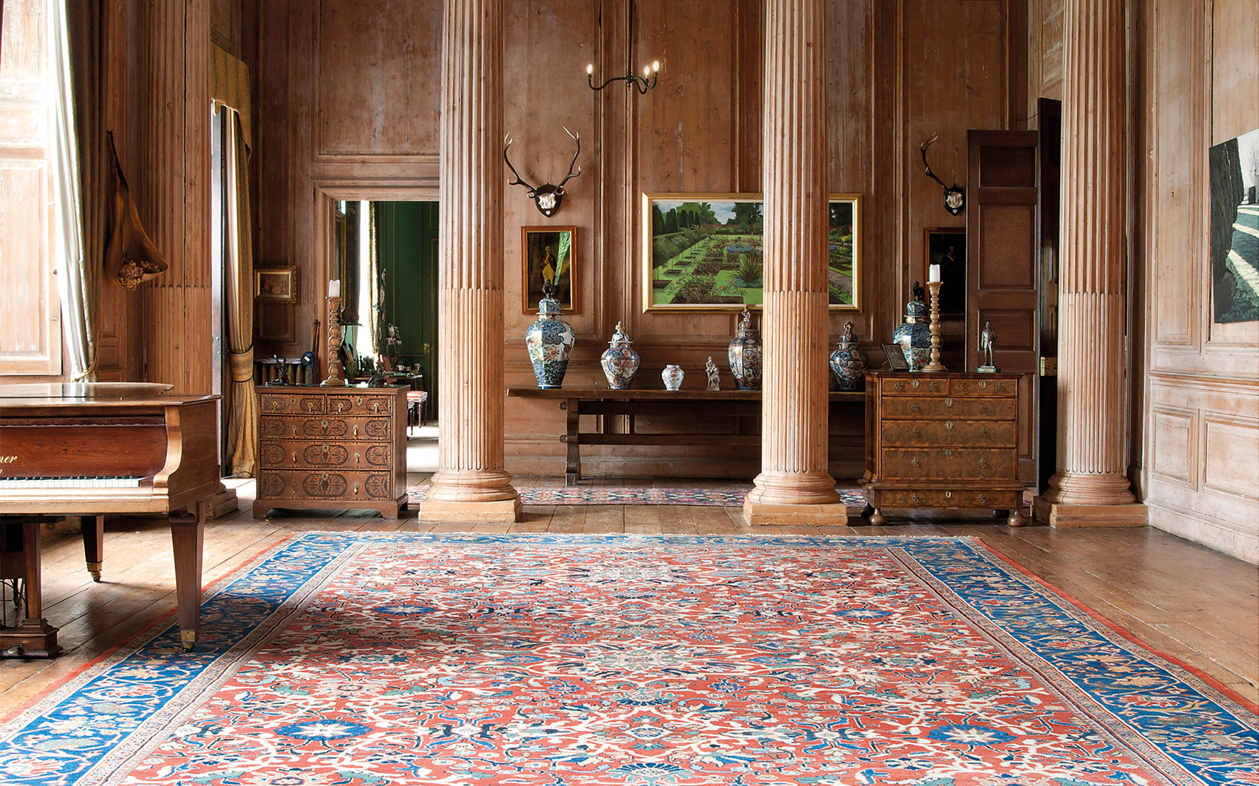 Perché un tappeto vintage batte tutto (Tappeti Antichi,Fonte: Christie's)
