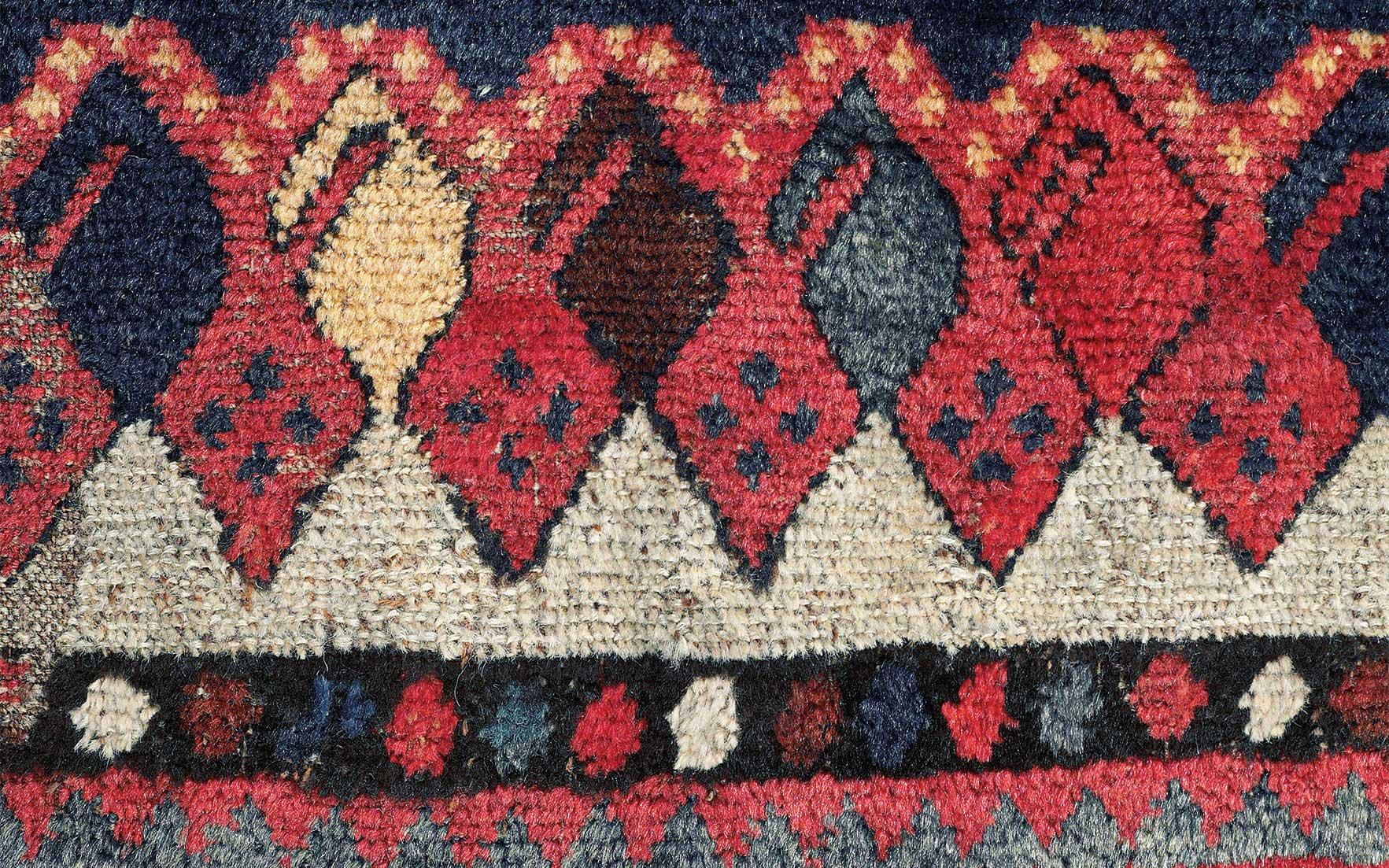Tappeti orientali: i significati dietro i disegni (Tappeti Antichi,Fonte: Christie's)