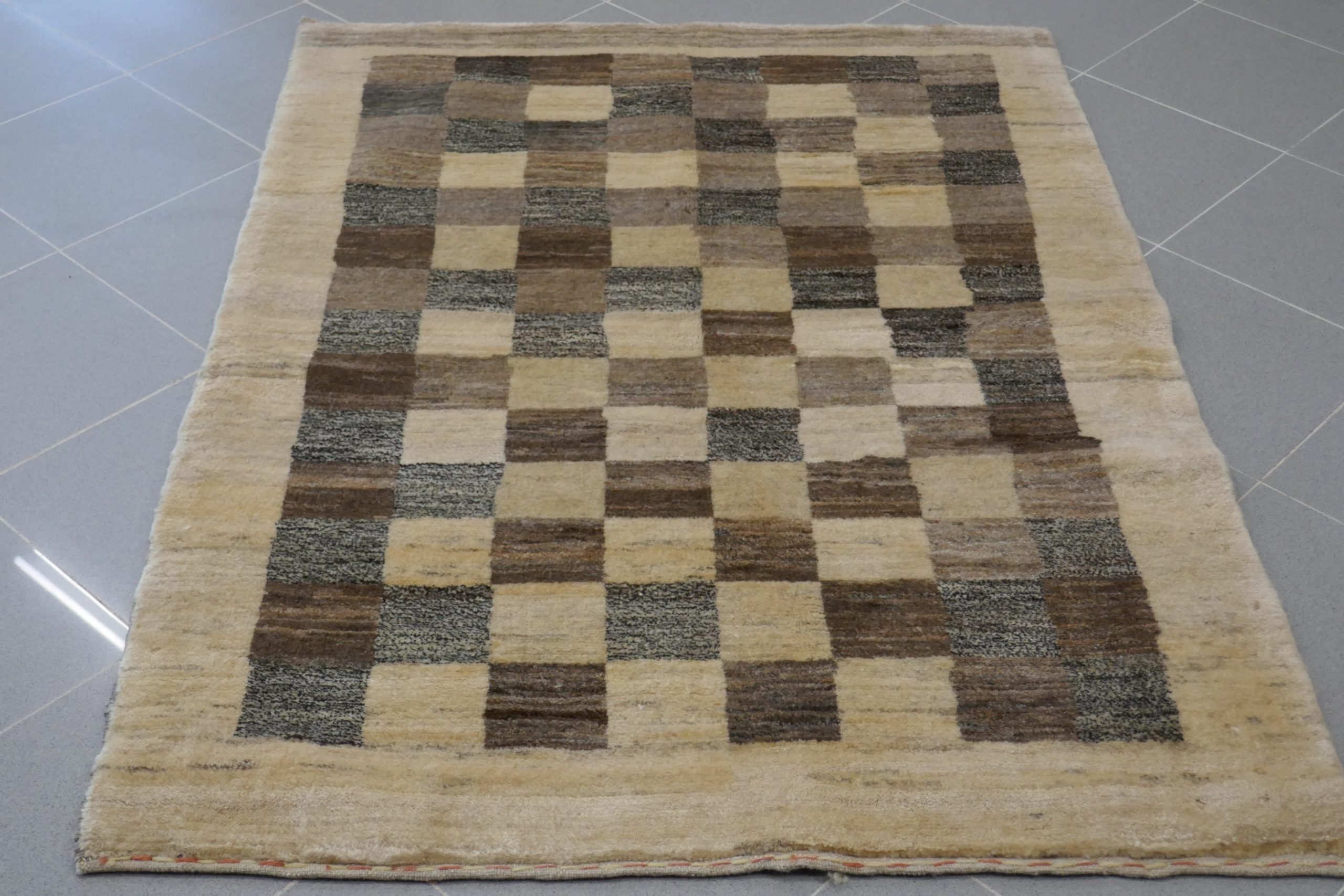 Piccolo gabbeh a scacchi