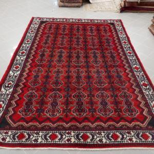 tappeto rosso senza medaglione