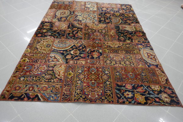patchwork persiano