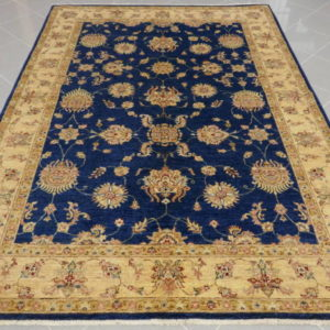 tappeto blu largo