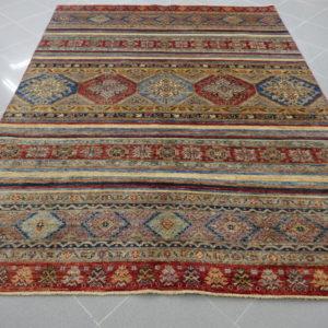tappeto moderno geometrico