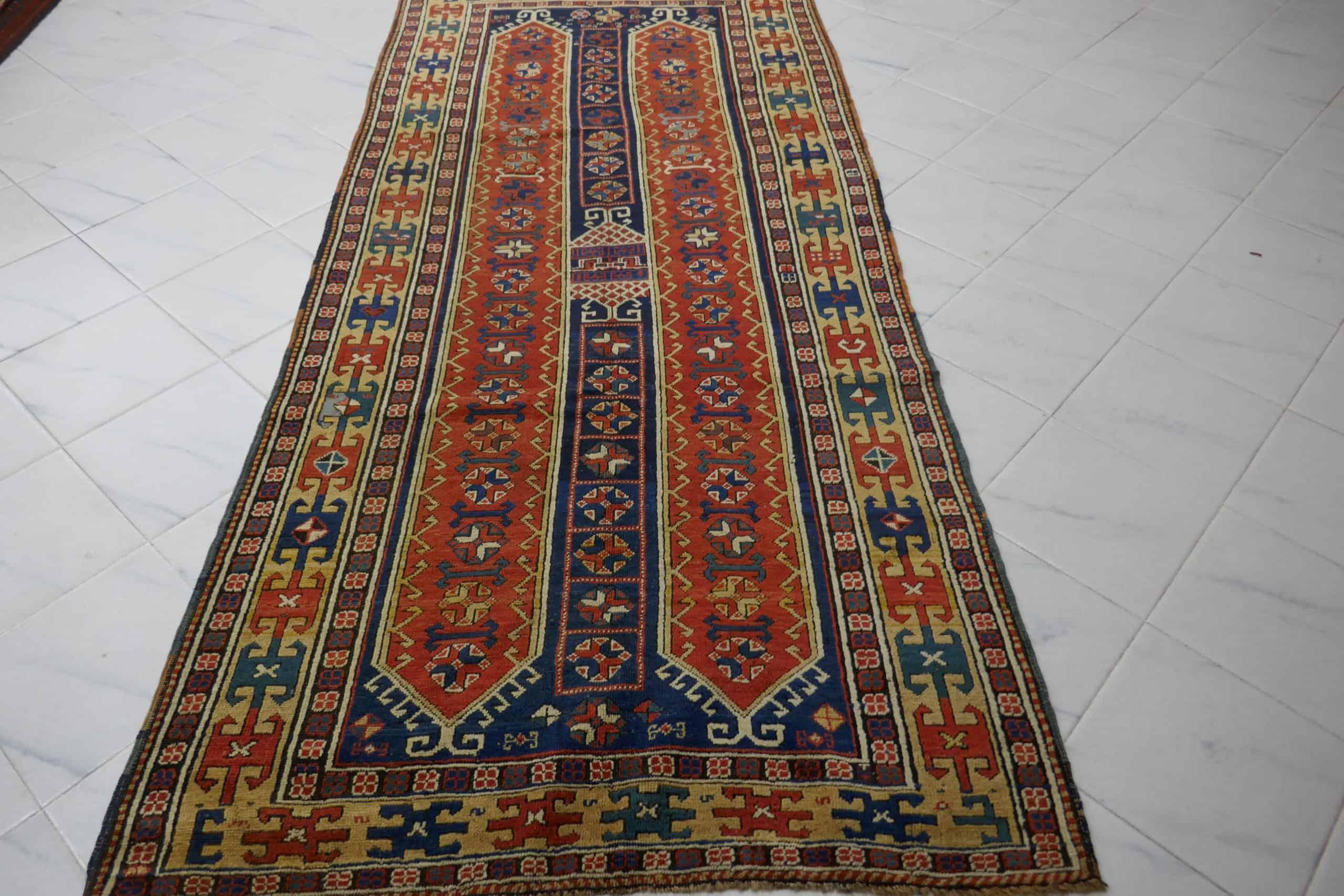 tappeto antico caucaso