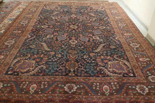 tappeto tabriz elegante grande