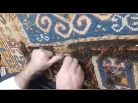 Restauro Kazak Antico