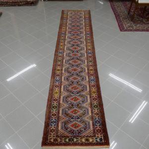 passatoia ghucian elegante lunga 4 metri