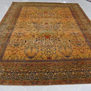 Il tappeto più importante Keshan Mohtashem