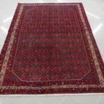 tappeto hamadan rosso