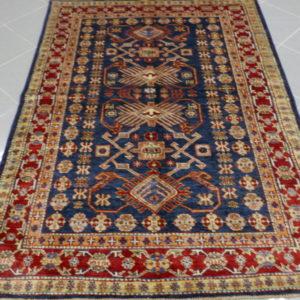 tappeto uzbek blu