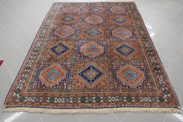 tappeto yalameh da salotto