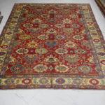 tappeto kazak grande quadrato