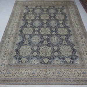tappeto nain habibian autentico grande da salotto