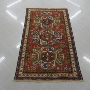 antico tappeto caucasico karabagh