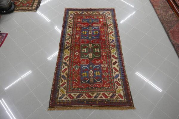 antico tappeti caucasico kazak