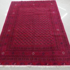 tappeto bukhara da sala color porpora