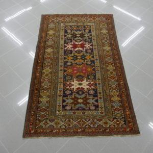 tappeto antico lesghi del caucaso